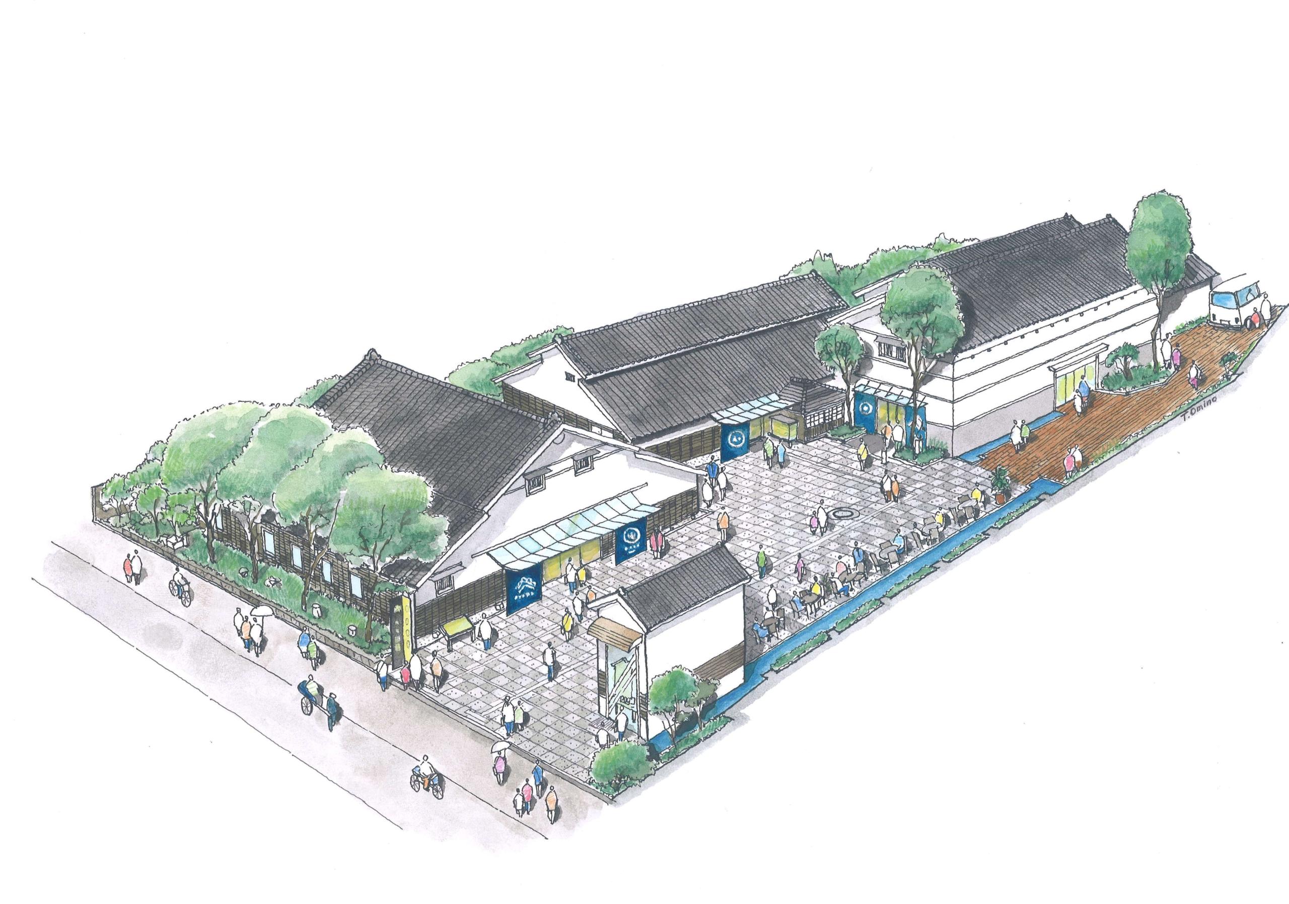 川越市産業観光館(小江戸蔵里)営業再開のお知らせ